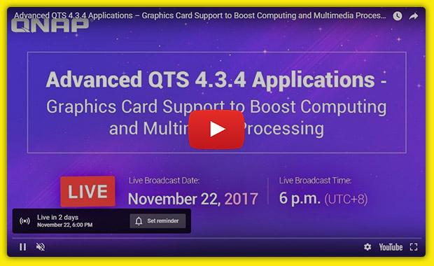 Join-QNAP-Live-presentation---Advanced-QTS-4-3-4-Applications