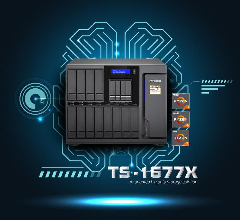 QNAP TS-1677x